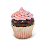 By Jere Cupcake Trinket Box Enamel on Pewter, MPN:  BJ2103, UPC: 191101595288