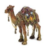 By Jere Desert Camel Trinket Box Enamel on Pewter, MPN:  BJ2152, UPC: 191101595509