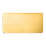 By Jere 1 1 2 x 3 Brass Plates-Sets of 6 Polished, MPN:  GL6675, UPC: