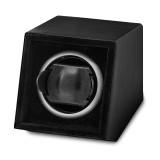By Jere Black Faux Leather Acrylic Window Single Watch Winder, MPN:  JWW711-BL, UPC: 191101679773