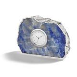 Anna by Rablabs Ampliar Clock Indigo Silver, MPN: AMP-CLOS-52S UPC: 810345029624