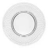 Casa Alegre Campania Plate Clear MPN: ACA43/003163500006