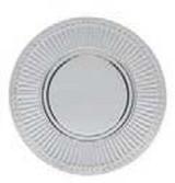 Casa Alegre Campania Plate Grey MPN: ACA43/003163592006