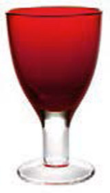 Casa Alegre Cheerful Wine Goblet Red MPN: ACA10/003166856006