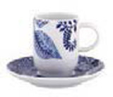 Casa Alegre Finery Coffee cup and saucer MPN: 21129506