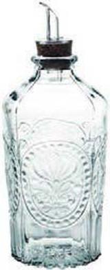 Casa Alegre Flor Do Lys Cruet Clear MPN: 49000527