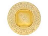 Casa Alegre Floral Plate Ambar 26A MPN: ACA43/003171525006 EAN: 5601266364766
