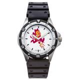Arizona State University Option Sport Watch With Pu Rubber Strap, MPN: AZS135, UPC: 634401944207