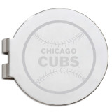 Chicago Cubs Engraved Money Clip MPN: CUB095-MC
