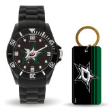 NHL Dallas Stars Watch & Key Ring Gift Set, MPN: GC5008, UPC: 94746926045