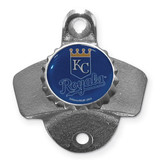 MLB  Kansas City Royals Wall Mounted Bottle Opener Siskiyou Buckle, MPN: GC5444, UPC: 754603005442