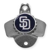 MLB  San Diego Padres Wall Mounted Bottle Opener Siskiyou Buckle, MPN: GC5455, UPC: 754603005305