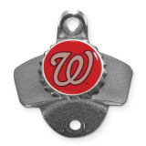 MLB  Washington Nationals Wall Mounted Bottle Opener Siskiyou Buckle, MPN: GC5461, UPC: 754603005602