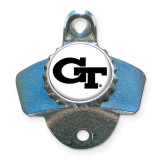 Georgia Tech Yellow Jackets Wall Mounted Bottle Opener Collegiate, MPN: GC5648, UPC: 754603079085