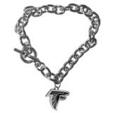 NFL Atlanta Falcons Charm Chain Bracelet, MPN: GC5757, UPC: 754603368981
