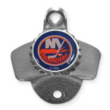 NHL New York Islanders Wall Mounted Bottle Opener, MPN: GC6135, UPC: 754603230349