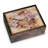 Artist Lena Liu Flute Interlude Music Box MPN: GM10349