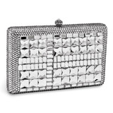 Black Crystal Evening Bag with Chain, MPN: GM16960, UPC: 799089139001
