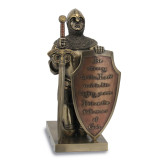 Put On The Whole Armor of God Sculpture, MPN: GM17175, UPC: 694419712599
