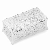 Rectangle Jewelry Box Silver-plated, MPN: GP3696, UPC: 886774644288