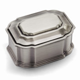 Jewelry Box Pewter-tone MPN: GP3705