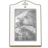Reed and Barton Engravable Abbey Cross Picture Frame 4 x 6 Inch, MPN: 865142, UPC: 735092251619