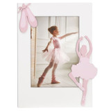 Reed and Barton Ballerina Wood Picture Frame 5 x 7 Inch, MPN: 871812, UPC: 735092257581