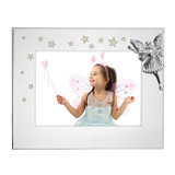 Reed and Barton Fairy Pairincess Picture Frame 5 x 7 Inch, MPN: 879321, UPC: 735092260659