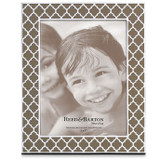 Reed and Barton Mocha 5 x 7 Inch Kasbah Picture Frame, MPN: 5357, UPC: 735092234216