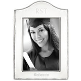 Reed and Barton Engravable Lyndon Curved Picture Frame 5 x 7 Inch, MPN: 876312, UPC: 735092259097