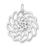 Polished Pendant Sterling Silver MPN: QP4325 UPC: 191101526091
