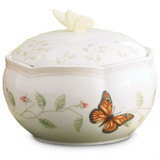 Lenox Butterfly Meadow Bath Covered Box MPN: 783363 UPC: 882864122834