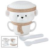 Lenox Baby Bear 3 Piece Baby Set MPN: 867389 UPC: 882864663467
