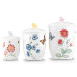 Lenox Butterfly Meadow Canister Set MPN: 813478 UPC: 882864249616