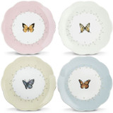 Lenox Butterfly Meadow Colors Dessert Plate MPN: 6444731 UPC: 091709542229