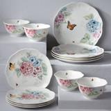 Lenox Butterfly Meadow Hydrangea 12 Piece Set MPN: 849407 UPC: 882864527424