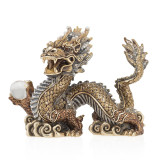 Jay Strongwater Apalala Imperial Dragon Figurine, MPN: SDH1907-293