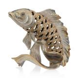 Jay Strongwater Asagi Koi Fish Figurine, MPN: SDH1905-495