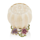 Jay Strongwater Carmella Leaf and Vine Candle Holder, MPN: SDH2459-256