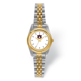 Auburn University Pro Two-tone Ladies Watch MPN: AU167 UPC: 634401003683
