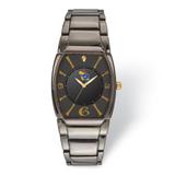 University of Kansas Executive Black-plated Watch MPN: UKS168 UPC: 634401051219