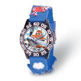 Disney Kids Planes Dusty Acrylic Time Teacher Watch , MPN: XWA5739, UPC: 843231077430