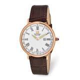 Steinhausen Altdorf Rose IP-plated Brown Strap Watch , MPN: XWA5800, UPC: 849689026167