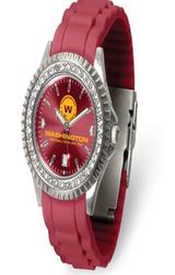 Washington Redskins Ladies Sparkle Watch Gametime XWL1257