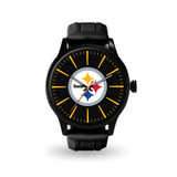 NFL Pittsburgh Steelers Cheer Watch by Rico Industries , MPN: XWM2867, UPC: 767345419842