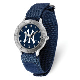 New York Yankees Pinstripe Youth Tailgater Watch Gametime, MPN: XWM3223, UPC: 846043000055