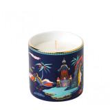Wedgwood Wonderlust Candle Blue Pagoda (Lotus & White Jasmine) MPN: 40032684, UPC: 701587388948