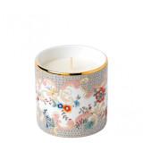 Wedgwood Wonderlust Candle Rococo Flowers (White Peony & Orange Blossom) MPN: 40032682, UPC: 701587388924