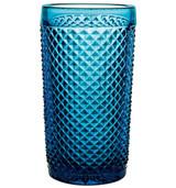 Vista Alegre Bicos Set Of 4 Highball Blue MPN: 49000007 EAN: 5601266899343