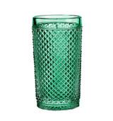 Vista Alegre Bicos Set Of 4 Highball Green MPN: 49000005 EAN: 5601266896878